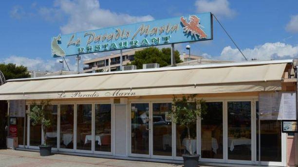 Le paradis marin in saint laurent du var restaurant - Restaurant port de saint laurent du var ...