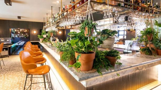 Oriole garden bistro Het restaurant