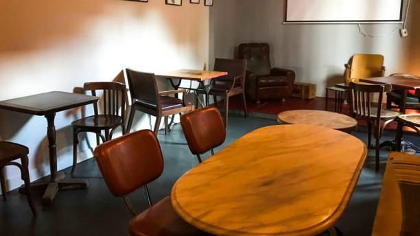 Al Pincio - Bar e Cucina vue de la salle