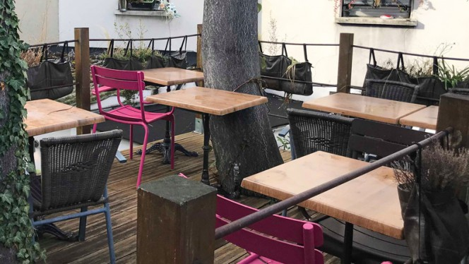 Al Pincio - Bar e Cucina - Restaurant - Montreuil