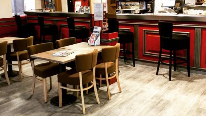 La croix Rouge - Restaurant - Marseille