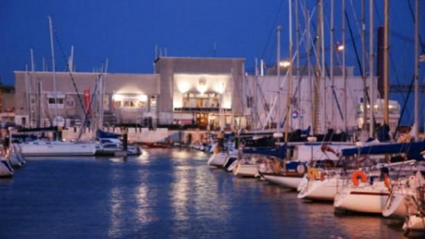 Restaurante Associação Naval de Lisboa vista