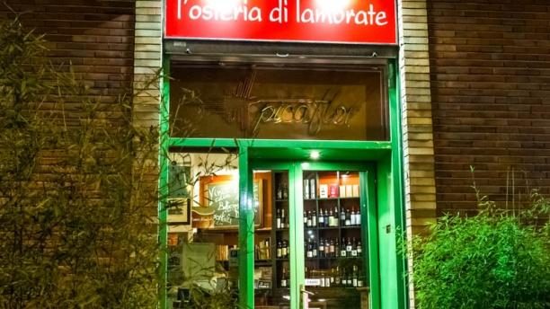 L'Osteria di Lambrate entrata