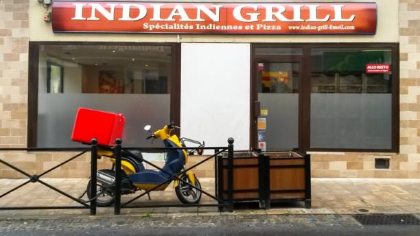 Indian Grill Devanture