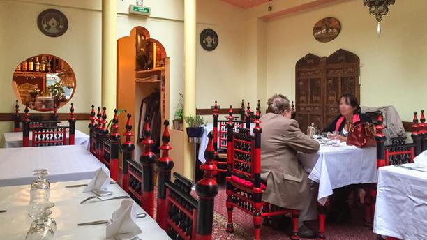 Annapurti Salle du restaurant