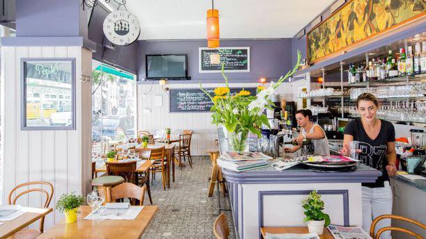 Café des Sources salle