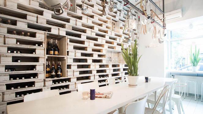 het restaurant - Restaurant Freud, Amsterdam