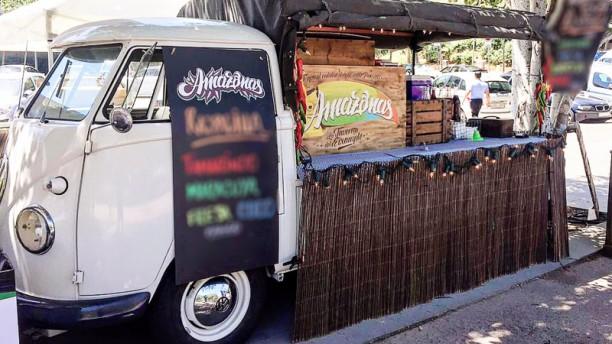 La Taverna de l'Eixample Venezolanos Food truck