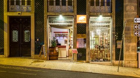 Eating Bear, Lisboa