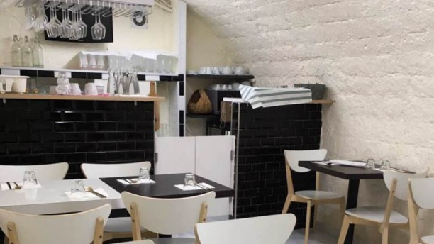 Doma Salon du restaurant