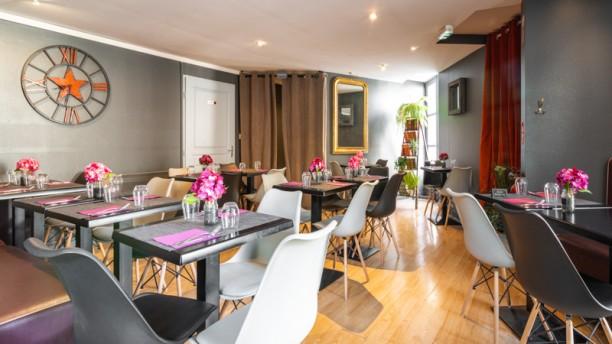 Brend'Oliv Salle du restaurant