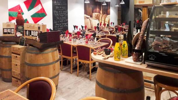 Les Grillades du Terroir Salon du restaurant
