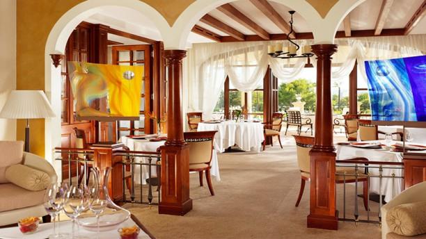 Es Fum - St. Regis Mardavall Mallorca Resort Sala