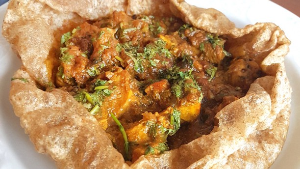 Punjab Palace Sugerencia del chef