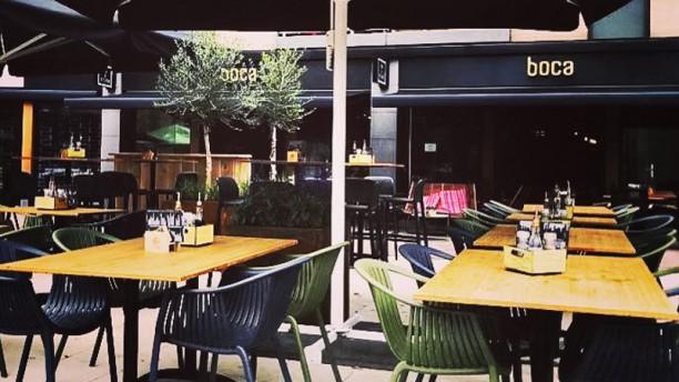 Boca bar & kitchen Restaurant