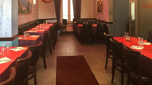 Istanbul Salle du restaurant