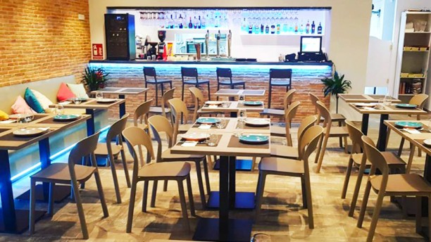 Mystery Resto Bar Sala