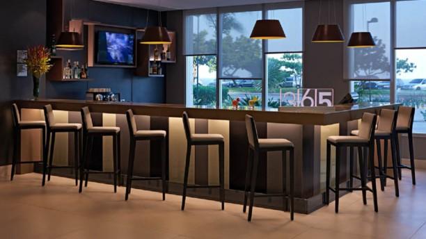 Restaurante 365 (Novotel Rio de Janeiro Barra da Tijuca) Vista da sala
