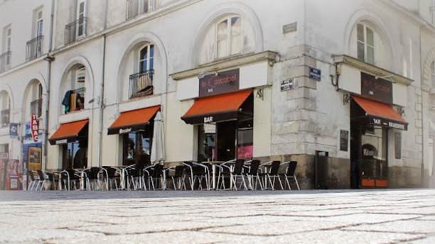 Le cascabel restaurant 1 rue kerv gan 44000 nantes for 11 rue de la maison blanche nantes