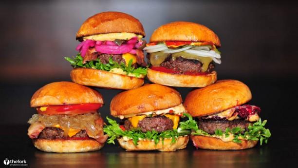 Burgersson Friggagatan Mat