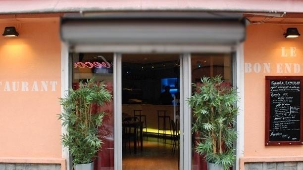 restaurant le bon endroit toulouse 31000 avis menu et prix. Black Bedroom Furniture Sets. Home Design Ideas