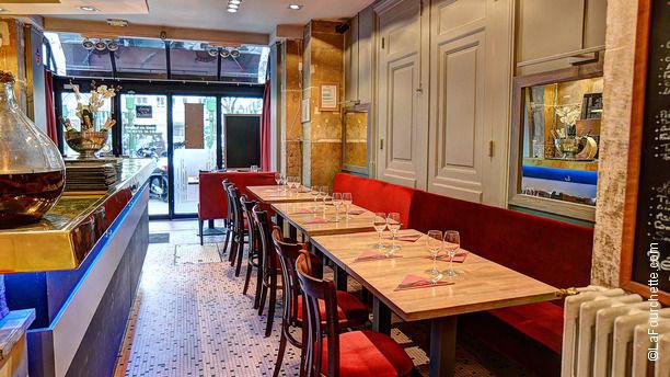 restaurante l 39 atelier d 39 alexandre en paris opiniones men y precios. Black Bedroom Furniture Sets. Home Design Ideas