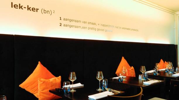 LEKKER restaurantzaal