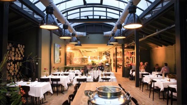 Fabbrica Bergen restaurantzaal