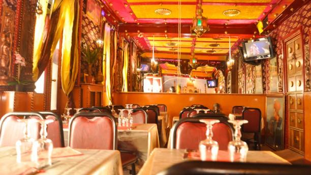 Restaurant Paris  Parc Martin Luther King