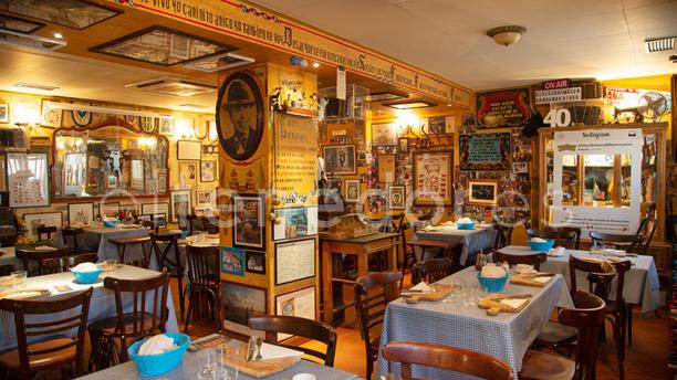 El Viejo Almacén de Buenos Aires Vista Sala