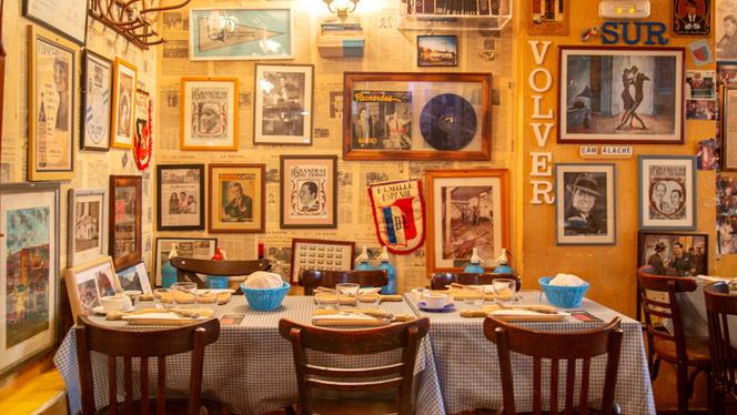Vista Sala - El Viejo Almacén de Buenos Aires, Madrid
