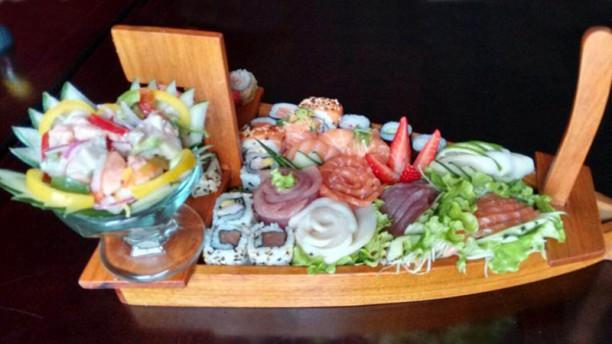 Kome Culinária Japonesa Sugestão prato