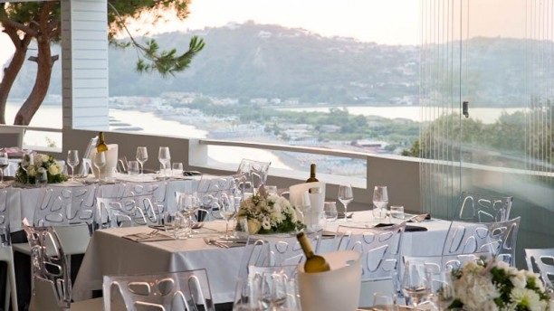 Cala Moresca - Anima Mediterranea Salone ristorante
