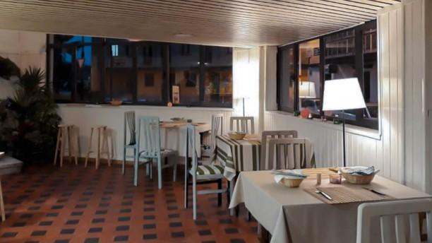 El Pez Globo Vista sala