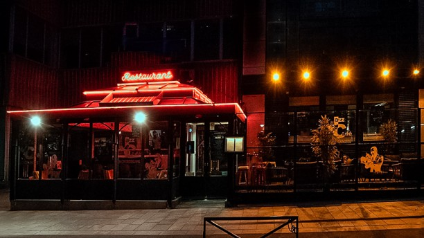 Jazz Café Montparnasse Devanture