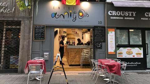 Entre Amigos, Nantes