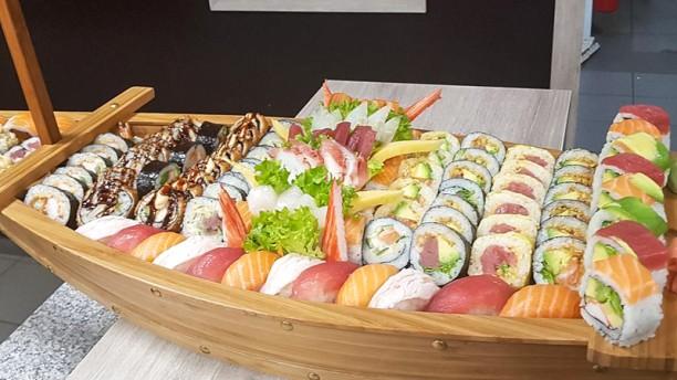 Sushi Saito Gerecht