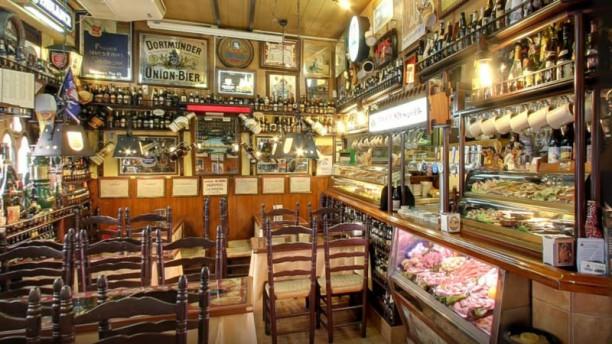 Cervecería Río Mundo Vista de la sala