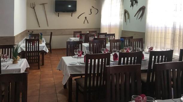 La Taberna Asturiana Zapico Sala del restuarante