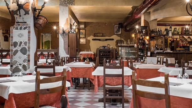 Il randagio in bologna restaurant reviews menu and for Il rosso bologna menu