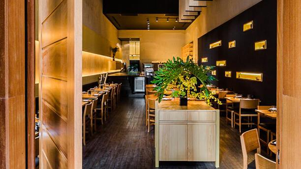 Toro Sushi Jardins Ambiente