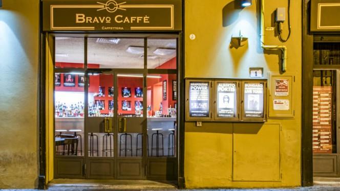 Entrata - Bravo Caffè, Bologna