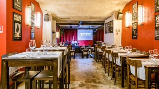 Veduta dell interno - Bravo Caffè, Bologna