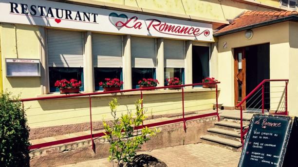 La Romance devanture
