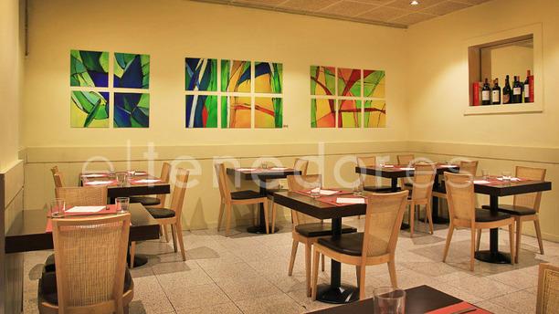 L'Espina Restaurant-Cafe vista sala