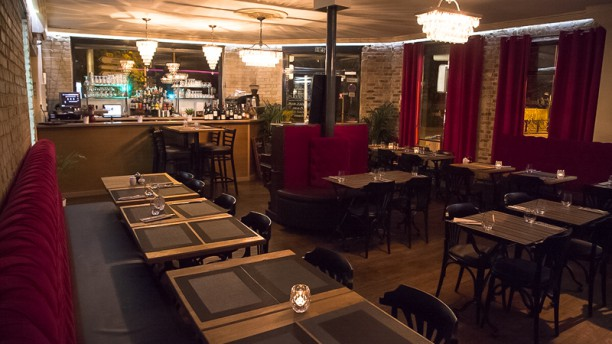 Le jardin in montreuil restaurant reviews menu and for Restaurant le jardin touquet