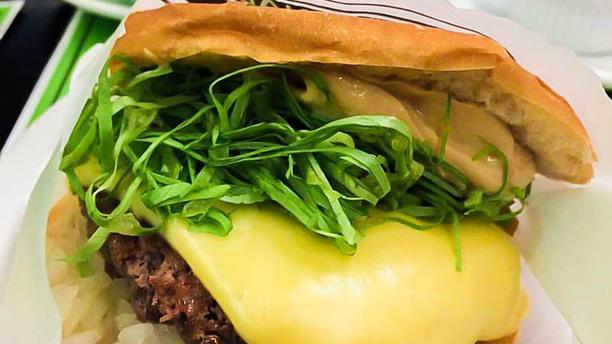 Original Burger - Pinheiros Burger