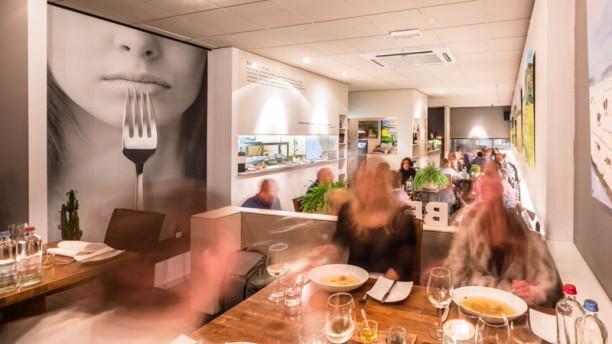 Le Beau Overzicht restaurant