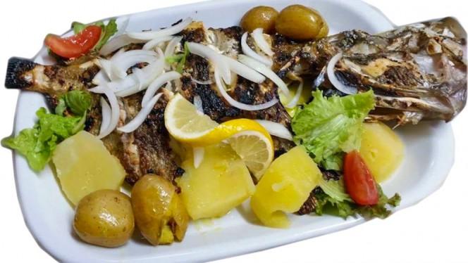 Sugestão de prato - Teresa, Matosinhos