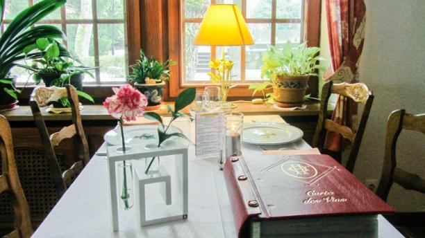 Restaurant restaurant du ch teau d 39 andlau andlau 67140 - La table marseillaise chateau gombert ...
